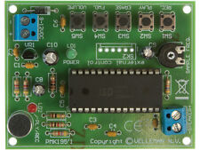 VELLEMAN MK195 VOICE RECORDING/PLAYBACK MODULE (soldering kit)