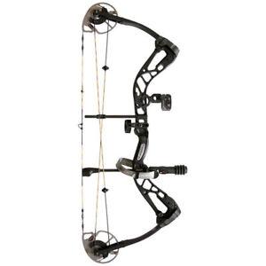 Diamond-Archery-A12488-Infinite-Edge-Pro-Compound-Bow-31-034-PKG-LH-70lb-Black