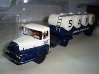 1/43 ALTAYA  camion UNIC ZU 102T transport lait SAFR , ixo