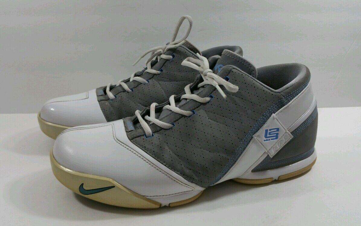 2008 Nike Air Zoom Lebron V5 12 Low VTG - Size 12 V5 ffe62d