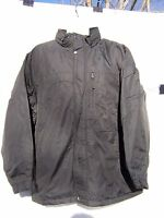 G.h. Bass & Co. Men's Black Polyester Coat Size Large