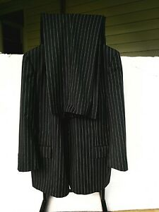 Tom James Innocenti Oro Vented Men's Size 48S Suit Pants W40X28