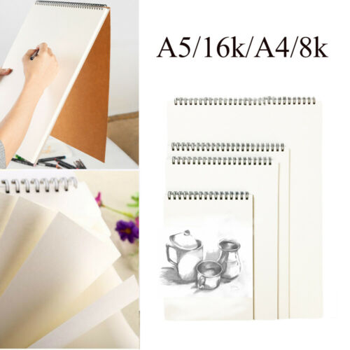 Pupil Learning Painting Notebook Sketchbooks Graffiti Sketch Watercolor Paper