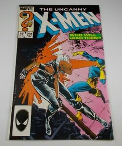 X-Men-201-1986-9-2-NM-1st-App-Cable-Baby-Nathan-High-Grade-Marvel-Key