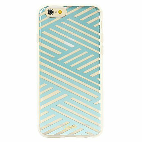 best service 73568 15515 Sonix Criss Cross Rainbow Clear Coat Case for iPhone 6 / 6s
