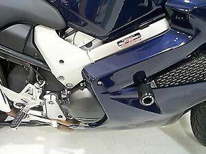 R-amp-G-Black-Classic-Style-Crash-Protectors-for-Honda-VFR800-v-tec-2003