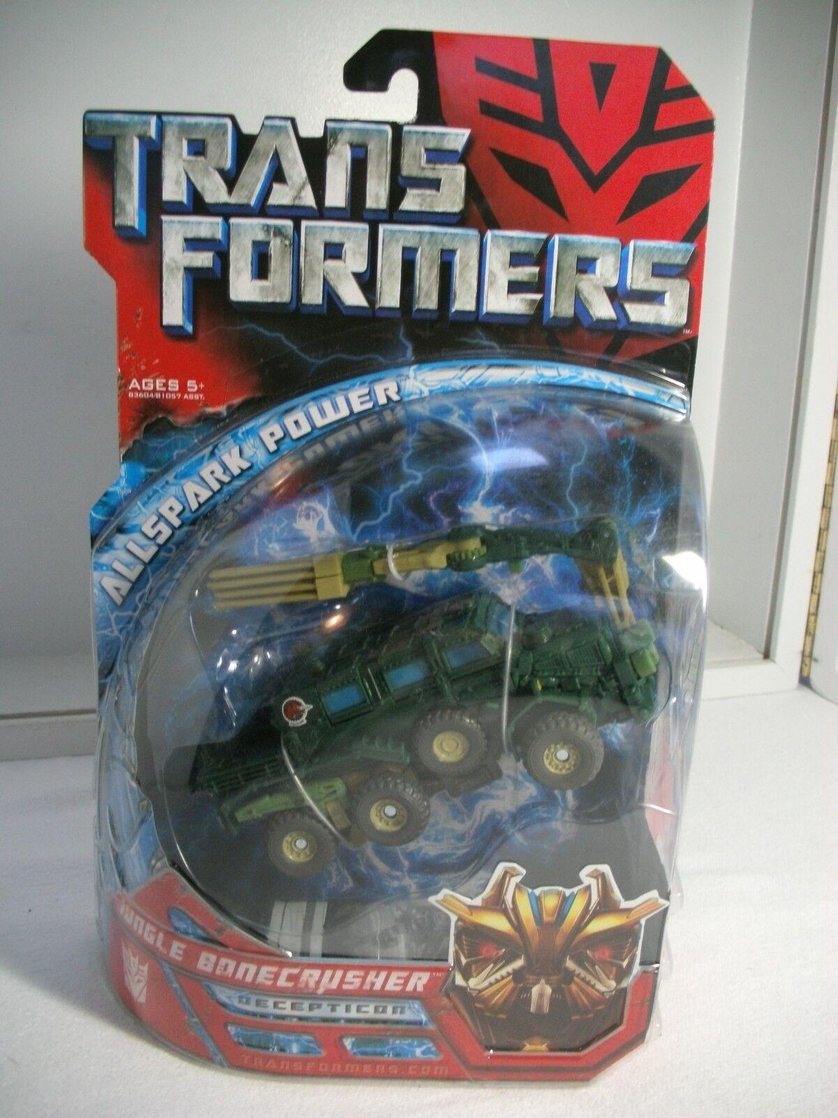de moda Transformers Movie Decepticon selva Bonecrusher de lujo clase Figura De De De Acción  tienda en linea