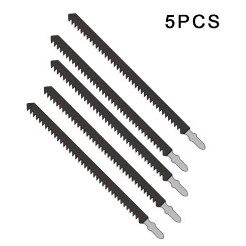 5x T744D 180mm Ultra-Long Jigsaw Saw Blades Fast Cutting For Wood Plastic Cutter