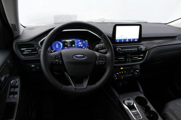 Ford Kuga 2,5 PHEV Vignale CVT billede 4