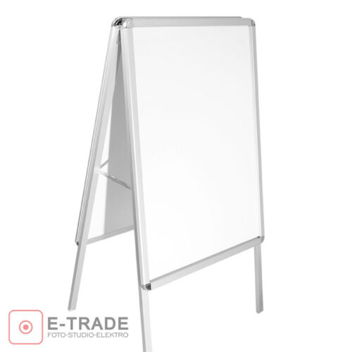 A1 A-BOARD PAVEMENT SIGN POSTER SNAP FRAME DISPLAY STAND ADVERTISING SHOP BOARD