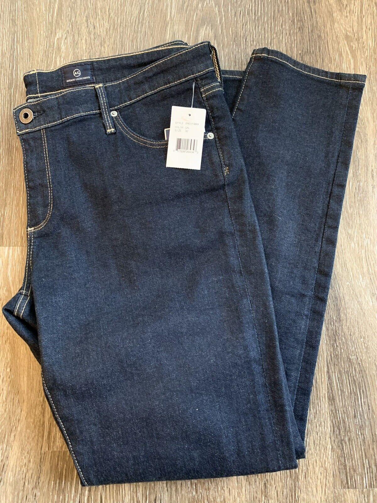 NWT AG Denim The Legging Ankle Super Skinny Jeans Womens Size 32