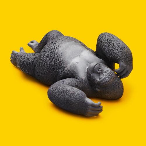 Takara Tomy Panda/'s ana Zoo Zzz Sleeping Animal Oyasumi P1 Gorilla Figure