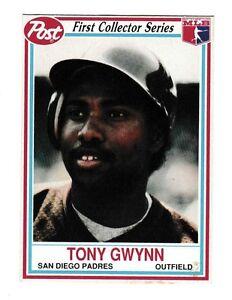 Details About 1990 Post Tony Gwynn First Collector Series 5 Baseball Card Nrmt Mt