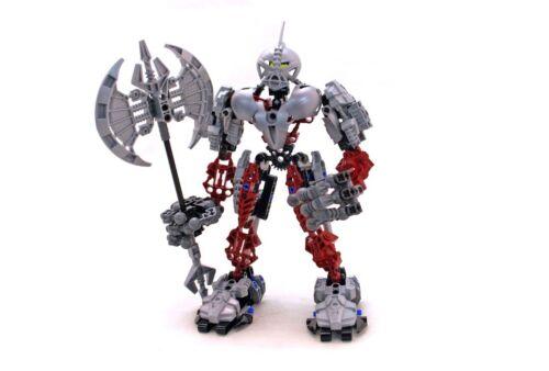 LEGO BIONICLE 8733-Axonn (rarità)