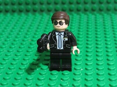 Agent Coulson 76077 Marvel Avengers LEGO Super Heroes Minifigure
