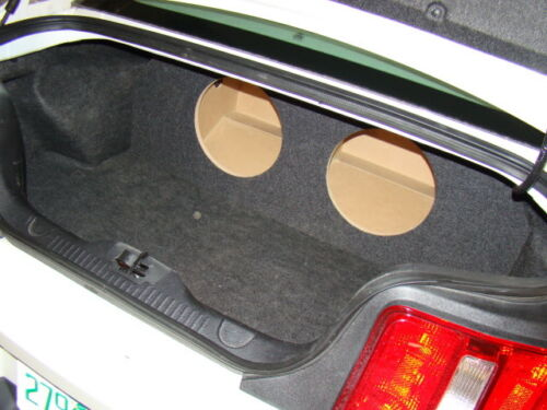 2005-2014 Ford MUSTANG SUB BOX Subwoofer Enclosure type 1