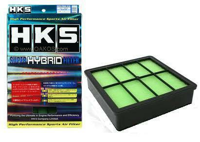 HKS Super Hybrid Replacement Panel Filter - fits Toyota Supra 1993-1998