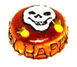 1:12 Scale Round Cake With Chocolate Icing Tumdee Dolls House Miniature NC78