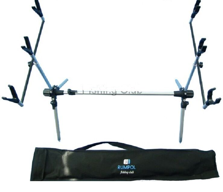 (D) Angelrolle 3,00+3,60+4,50 Angelset 3x Angelrolle (D) CB640 + Rod Pod 280509 508729