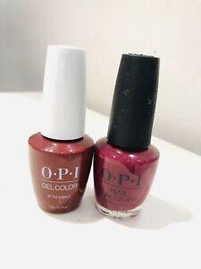 OPI GelColor Color Gel Soak Off Polish + Nail Lacquer We ...