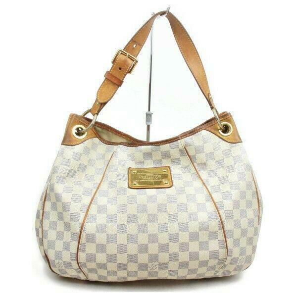 Louis Vuitton Damier Azur Galliera Pm Shoulder Bag For Sale Online Ebay