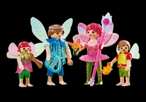 Playmobil Add On 6561 Fairy Family