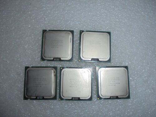 SLB9J E8400 core 2 duo 3.GHz 6M 1333 Processor cpu Intel desktop LOT OF 5