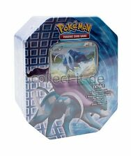 Pokemon Heartgold Soulsilver 'Shiny' Tin-Box - Suicune