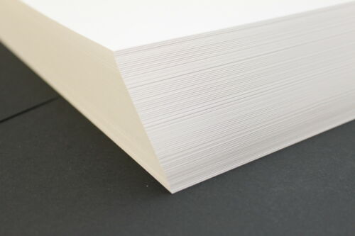 A5 ARTS, CRAFTS, CARD MAKING /& SCHOOL A3 200gsm WHITE DECOUPAGE CRAFT CARD A4
