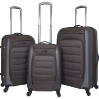 Travelers Club Luggage Ford Flex 3-Pices Exp. Hybrid Luggage Set