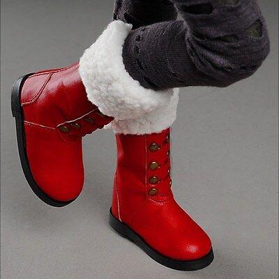Red Dollmore 1//4 BJD MSD Adrienn Boots