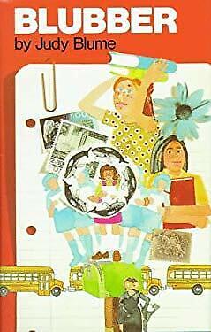 Blubber Hardcover Judy Blume