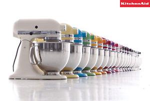 KitchenAid-mixer-Artisan-FOOD-PROCESSOR-kneader-4-8-Lt-5KSM150
