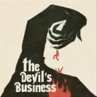 The Devil's Business [Digipak] by Justin Greaves (CD, Mar-2013, Death Waltz Recording Co./Death Wal)