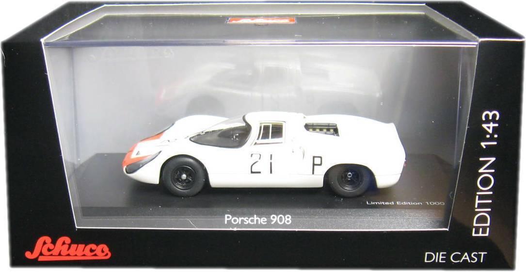 Schuco 03726 PORSCHE 908 -  21 Norisring 1968 1 43