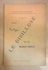 LE-DISILLUSE-BRACCO-FIABA-DI-BABY-MUSICA-DI-MARIO-COSTA-1889-SOCIETA-FILARMONICA
