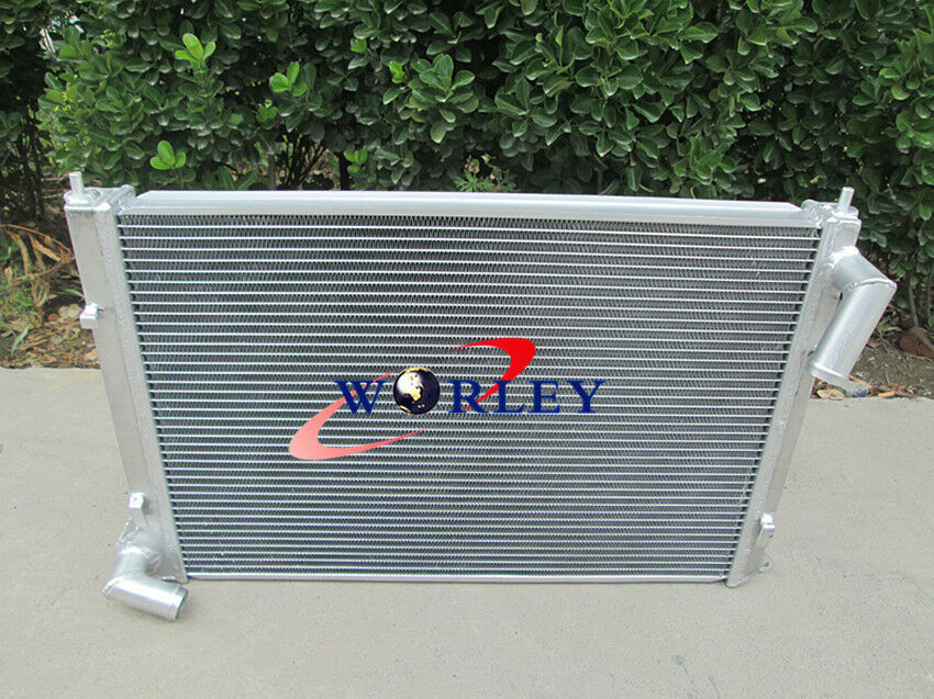 2 row For 2002-2008 MINI COOPER S 1.6L MT Supercharged R52 R53 Aluminum Radiator