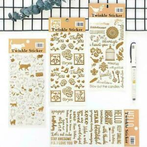 Golding-Washi-Stickers-Scrapbooking-Stick-Label-Diary-Stationery-Album-Stic-R9K5