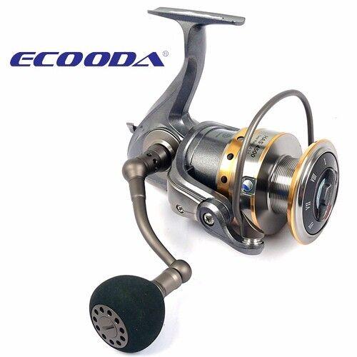 Ecooda Havok II Spinning Reels - 2000 2500 3000 4000 Size Spin Fishing Reels