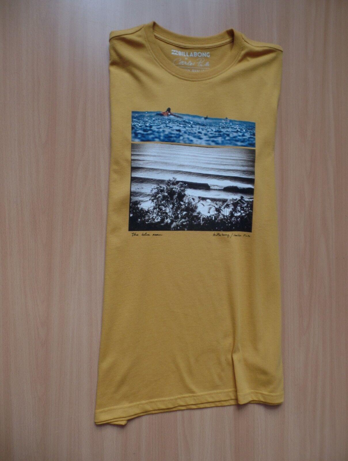 Billabong-caballeros Billabong-caballeros Billabong-caballeros t-shirt azul Dream Tee-talla L-nuevo - 878380