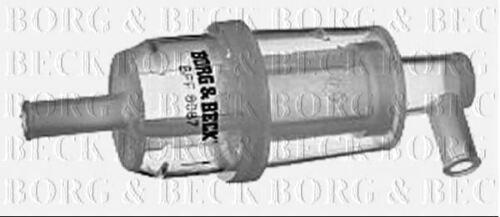 BORG /& BECK Filtre carburant pour MERCEDES-BENZ Berline Diesel 2.9 65 kW