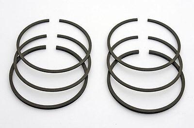 BSA A65 Standard piston ring set Made in UK