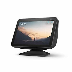 All-new Echo Show 8 (2nd Gen) Adjustable Stand - Charcoal