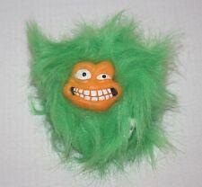 NEW Monster Fur Ball - Set of 4 - Green, Orange & 2 Purple