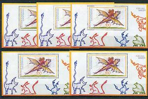 5-x-Bund-Block-30-sauber-postfrisch-BRD-1754-Fuer-uns-Kinder-1994-MNH