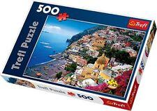 New Trefl Positano 500 Piece Jigsaw Puzzle of Italy Italian City Made in Poland