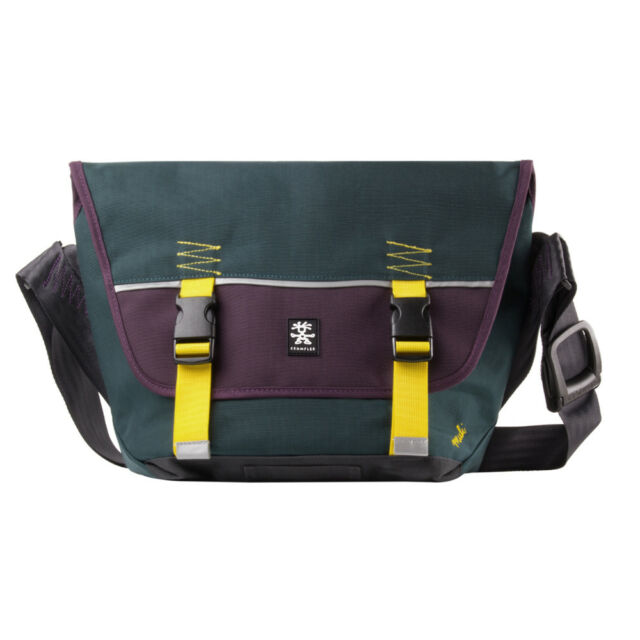 Niedriger Verkaufspreis 2019 original achten Sie auf Muli Messenger M Crumpler Bag Shoulder Travel Crossbody Laptop Bag Holiday  Gift