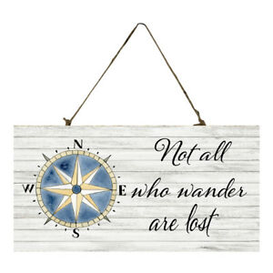 Not All Who Wander Are Lost Printed