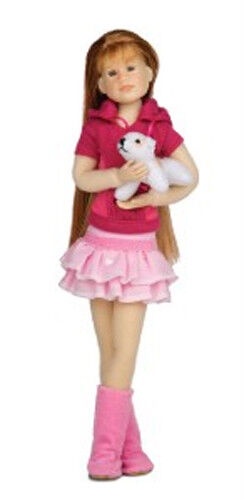 NEW* Only Hearts Club Doll Lily Rose in Outfit with Dog 105