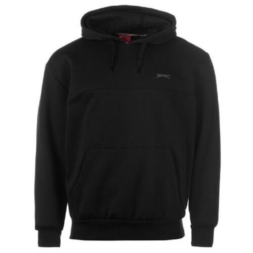Slazenger Capuche Hoodie Hoody Sport Sweater Homme Nouveau 2xl 4xl